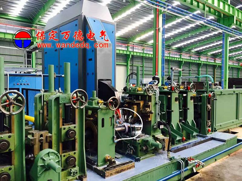 出口固态高频焊管设备