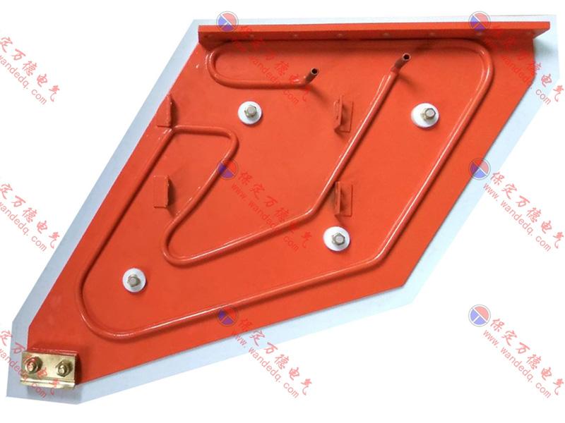 固态高频加厚型输出极板(大腿)
